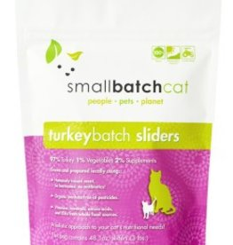 Smallbatch Smallbatch Cat Turkey Sliders 3lb
