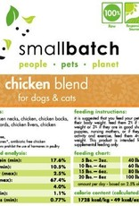 Smallbatch Smallbatch Chicken Blend 2lb