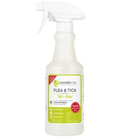 Wondercide Wondercide Natural Flea & Tick Spray - Lemongrass