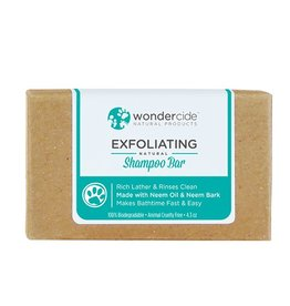 Wondercide Wondercide Exfoliating Shampoo Bar