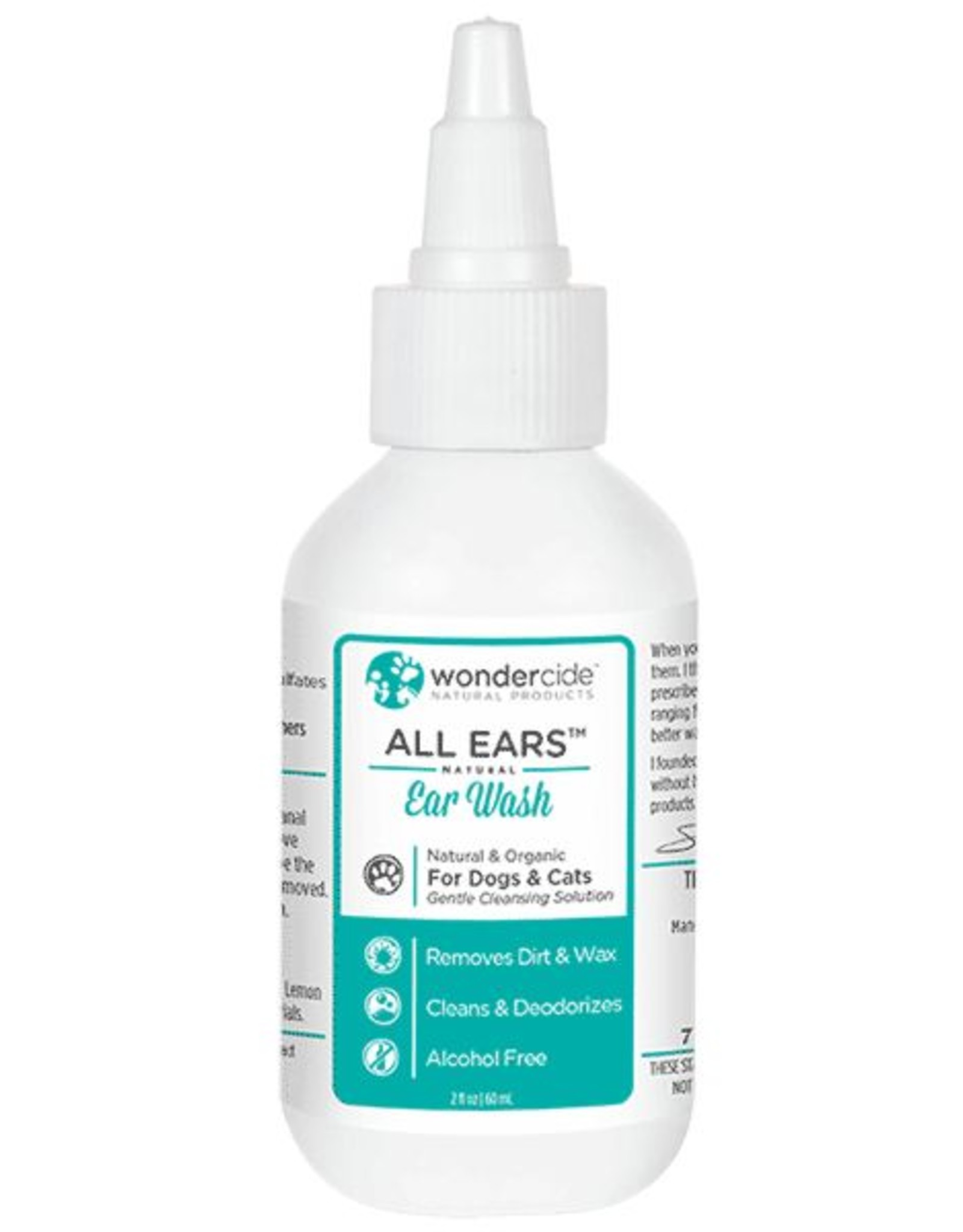 Wondercide Wondercide All Ears Wash 2oz