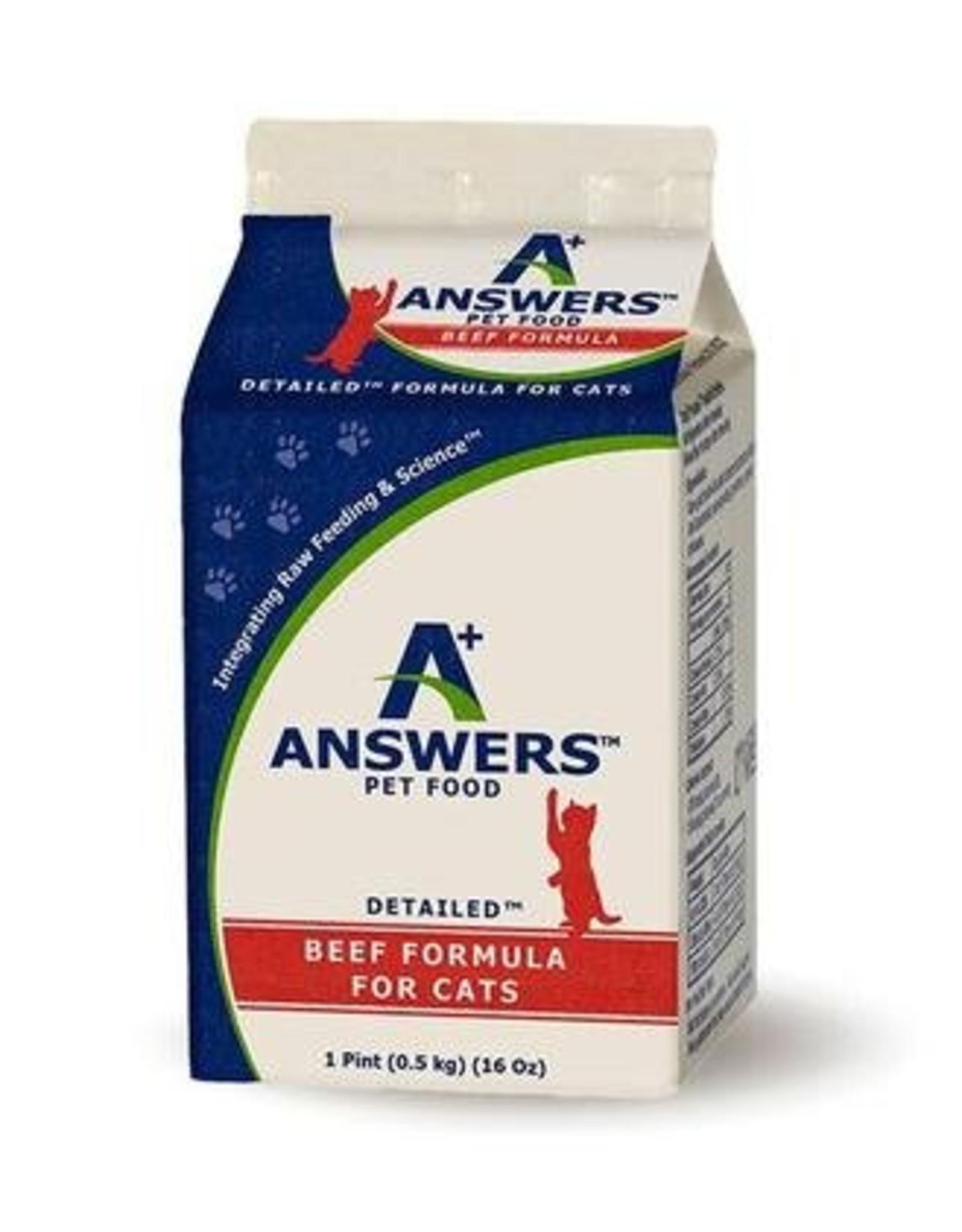 Answers Answers Cat 1lb