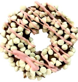 K9 Granola Factory K9 Granola Carob Covered Strawberry Donut