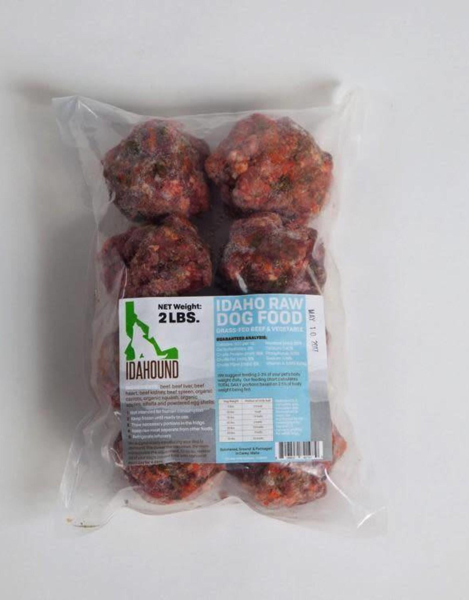 Idahound Idahound Beef & Vegetables Balls 2lb