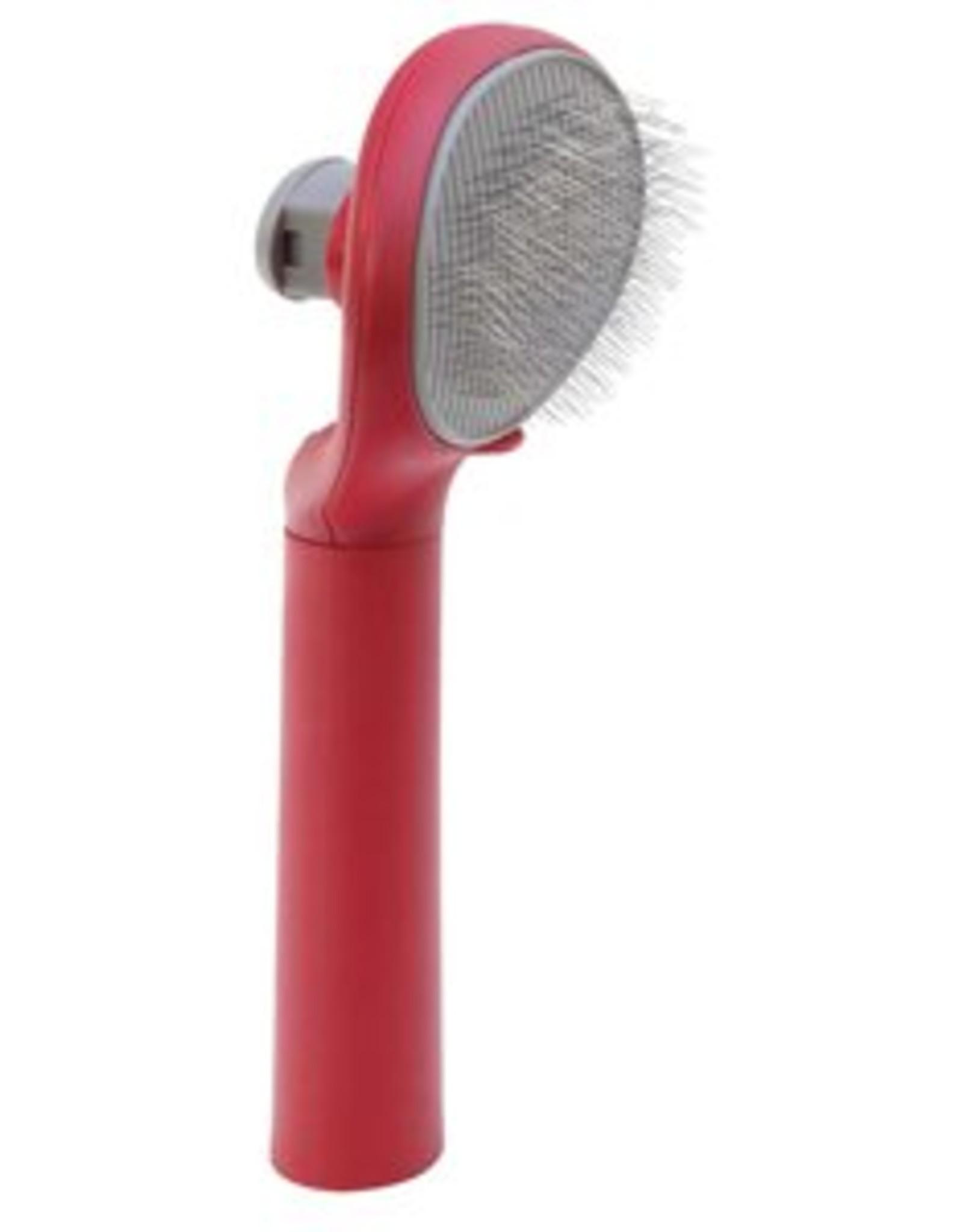 Hagen Le Salon Self Cleaning Slicker Brush Large