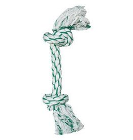 Hagen Dogit Knotted Rope Bone Toy - Mint
