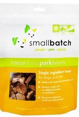 Smallbatch Smallbatch Freeze Dried Pork Hearts