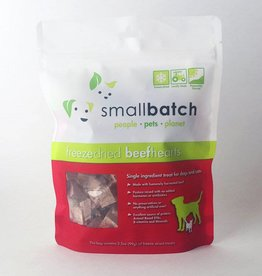 Smallbatch Smallbatch Freeze Dried Beef Hearts