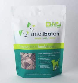 Smallbatch SALE - Smallbatch Freeze Dried Lamb Hearts