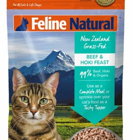K9 Natural Feline Natural Freeze-Dried Beef & Hoki Feast