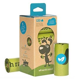 Earth Rated Earth Rated 120-Count Bags - 8 Refill Rolls