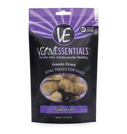Vital Essentials Vital Essentials Dog Treat Turkey Fries 1.5oz