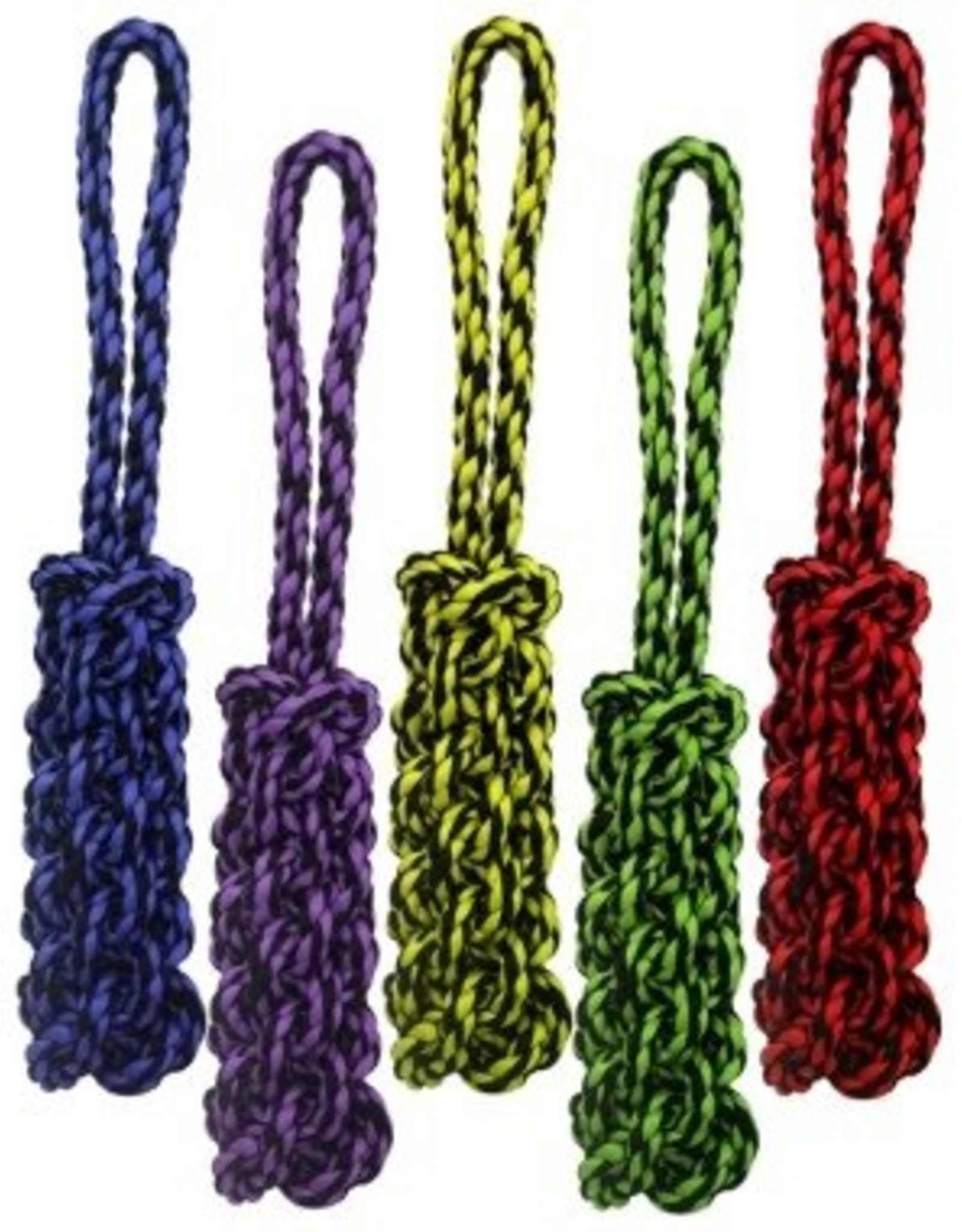Nuts For Knots Braided Rope Tug - 16 inch
