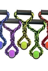 Nuts For Knots Rope Tug w/Ball - 20 inch