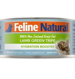 K9 Natural Feline Natural Lamb Green Tripe Hydration Booster 3oz
