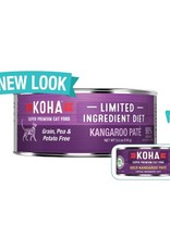 Koha Koha Limited Ingredient Wild Kangaroo Pate for Cats 5.5oz