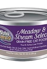 NutriSource NutriSource Meadow & Stream Select Cat 5.5oz
