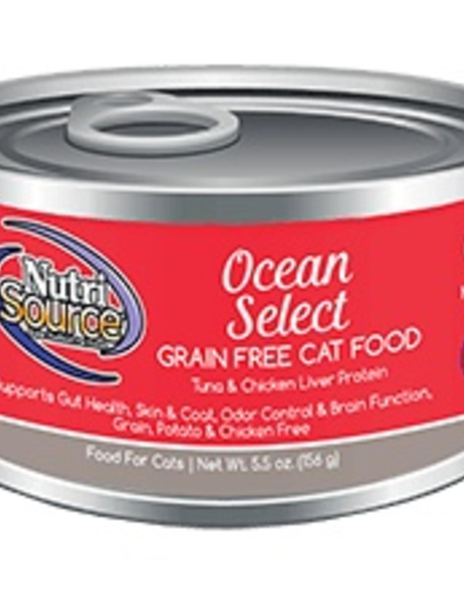 NutriSource NutriSource Ocean Select Cat 5.5oz