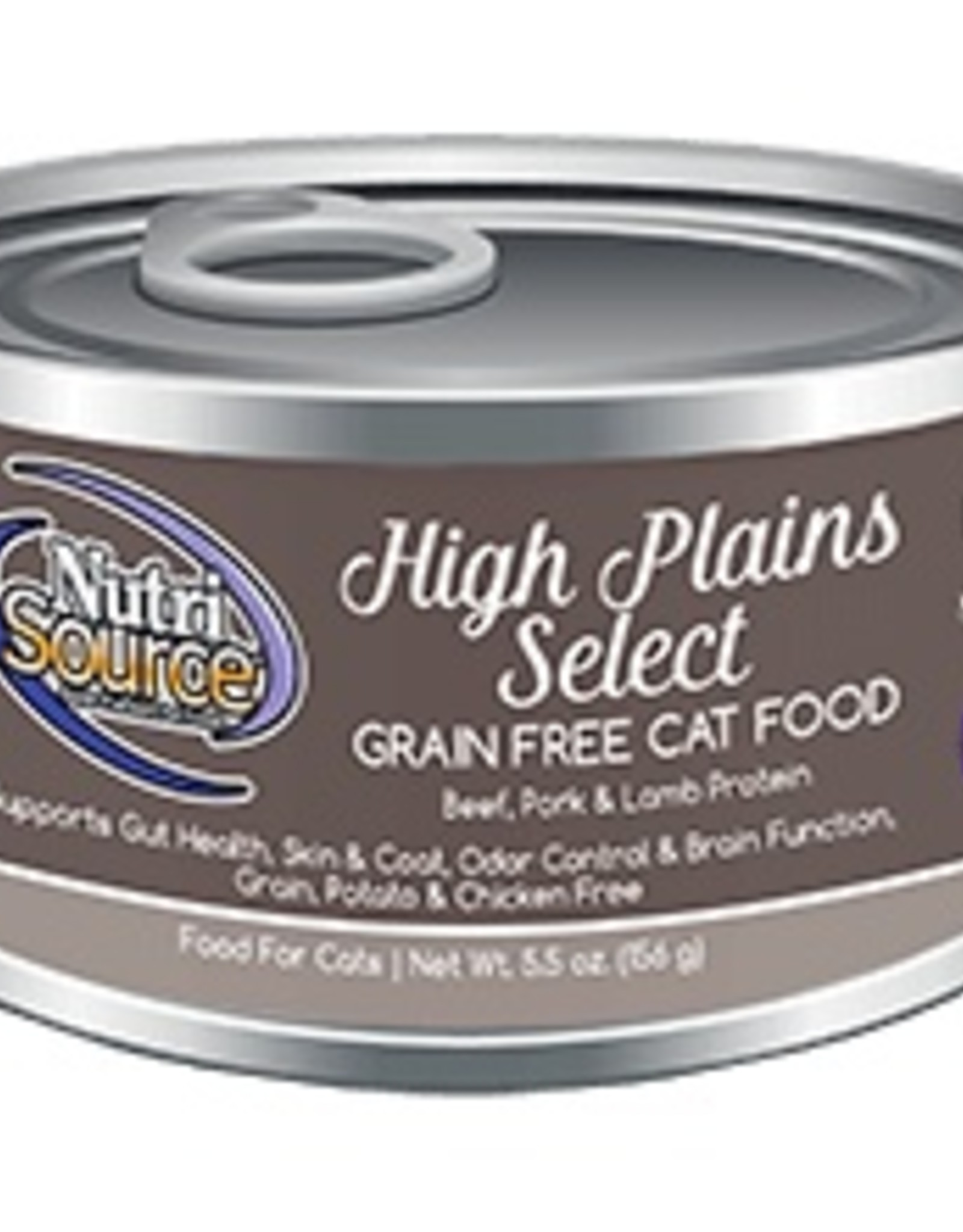 NutriSource NutriSource High Plains Select Cat 5.5oz