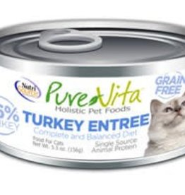 PureVita PureVita 96% Turkey Entree Cat 5.5oz