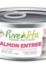 PureVita PureVita 96% Salmon Entree Cat 5.5oz
