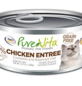 PureVita PureVita 96% Chicken Entree Cat 5.5oz