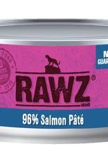 Rawz Rawz Cat 96% Salmon Pate 5.5oz