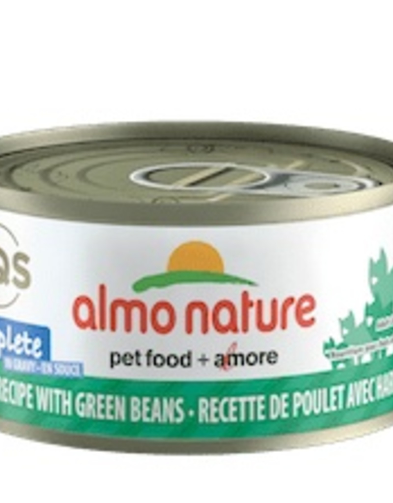 Almo Nature Almo Nature Chicken Green Bean 2.47oz