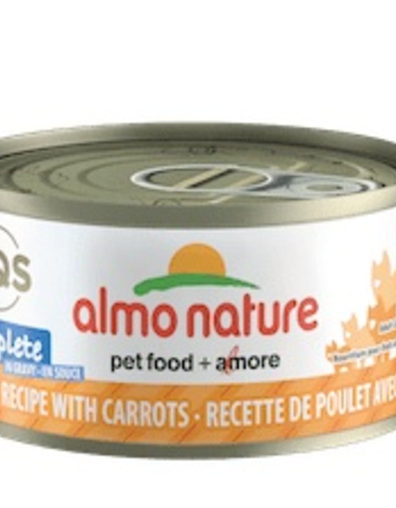 Almo Nature Almo Nature Chicken Carrot 2.47oz