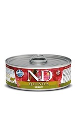 Farmina SALE - Farmina Cat N&D Quinoa -Urinary Duck 2.8oz