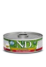Farmina SALE - Farmina Cat N&D Prime - Chicken & Pomegranate 2.8oz