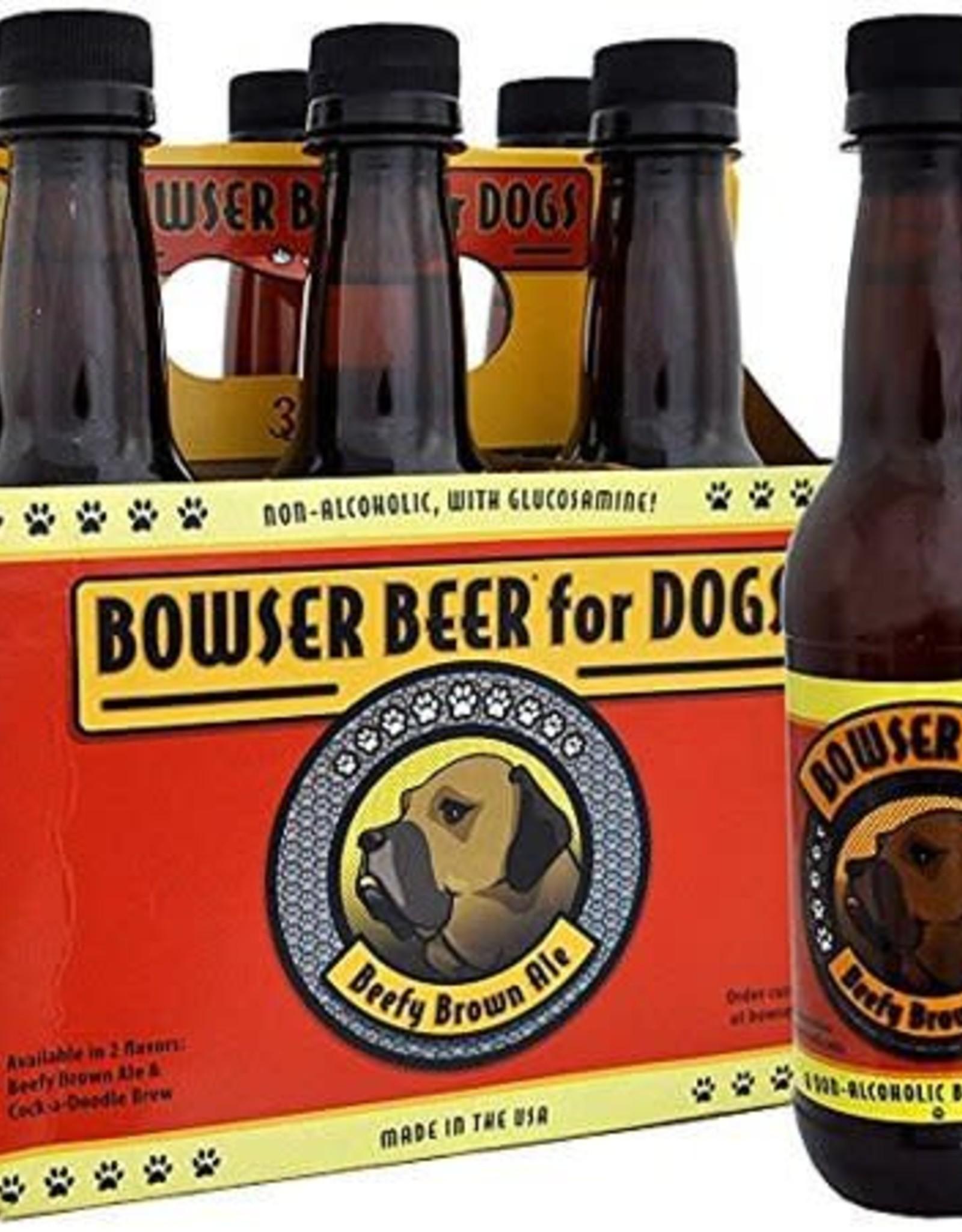 Bowser Beer Bowser Beer Beefy Brown Ale - Beef