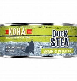 Koha Koha Duck Stew for Cats 5.5oz