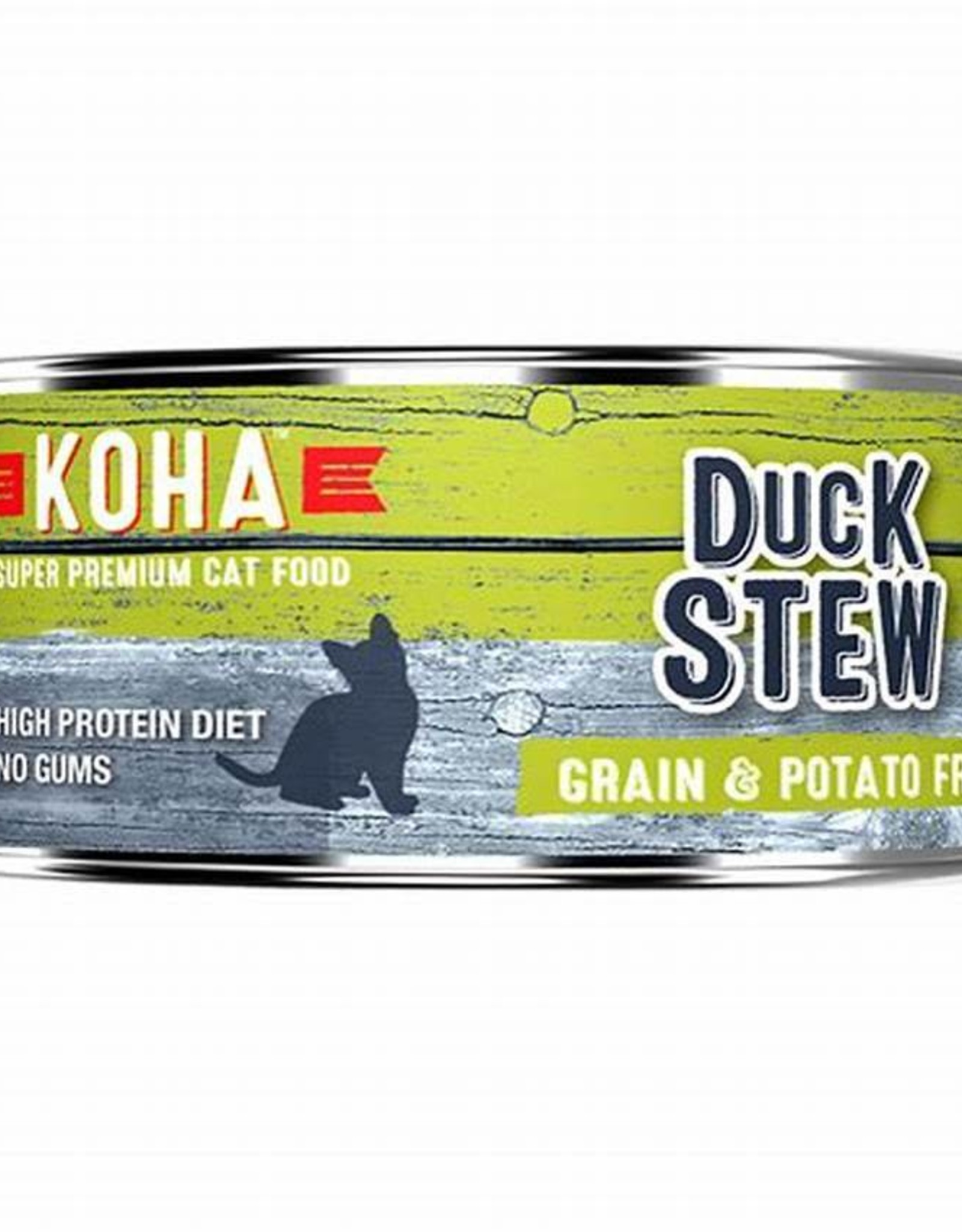 Koha Koha Duck Stew for Cats 5.5oz