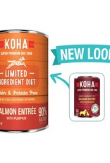 Koha Koha Limited Ingredient Salmon Entree for Dogs 13oz