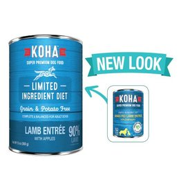 Koha Koha Limited Ingredient Lamb Entree for Dogs 13oz