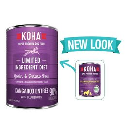 Koha Koha Limited Ingredient Kangaroo Entree for Dogs 13oz