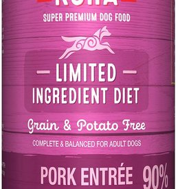 Koha Koha Limited Ingredient Pork Entree for Dogs 13oz