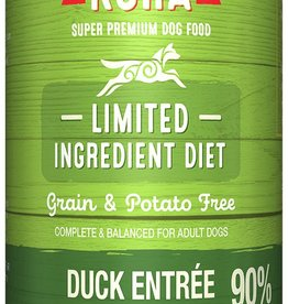 Koha Koha Limited Ingredient Duck Entree for Dogs 13oz