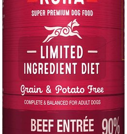Koha Koha Limited Ingredient Beef Entree for Dogs 13oz