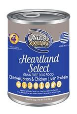 NutriSource NutriSource Heartland Formula Dog 13oz