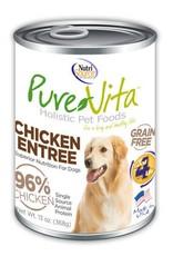 PureVita PureVita Chicken & Chicken Liver Dog Cans 13oz