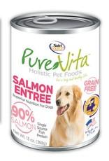 PureVita PureVita Salmon Entree Dog Cans 13oz