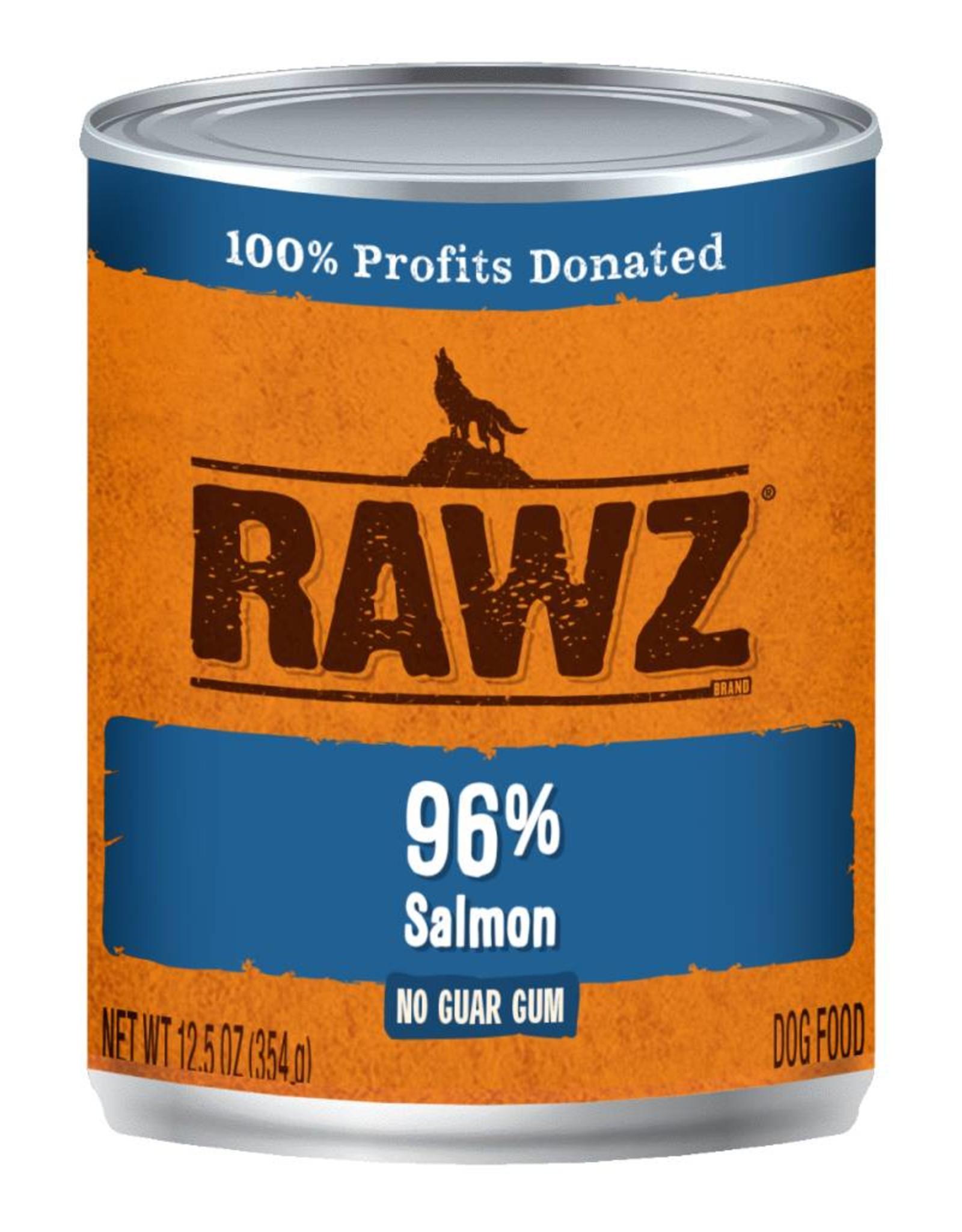 Rawz Rawz K9 96% Salmon Pate 12.5oz