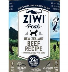 ZiwiPeak ZiwiPeak Beef For Dogs 13.75oz