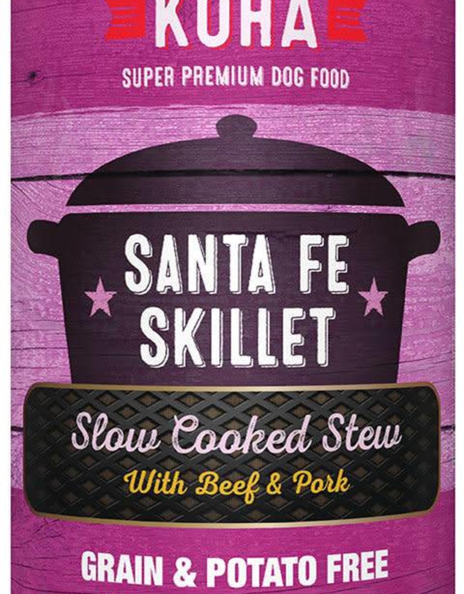Koha Koha Pike Santa Fe Skillet Slow Cooked Stew for Dogs 12.7oz