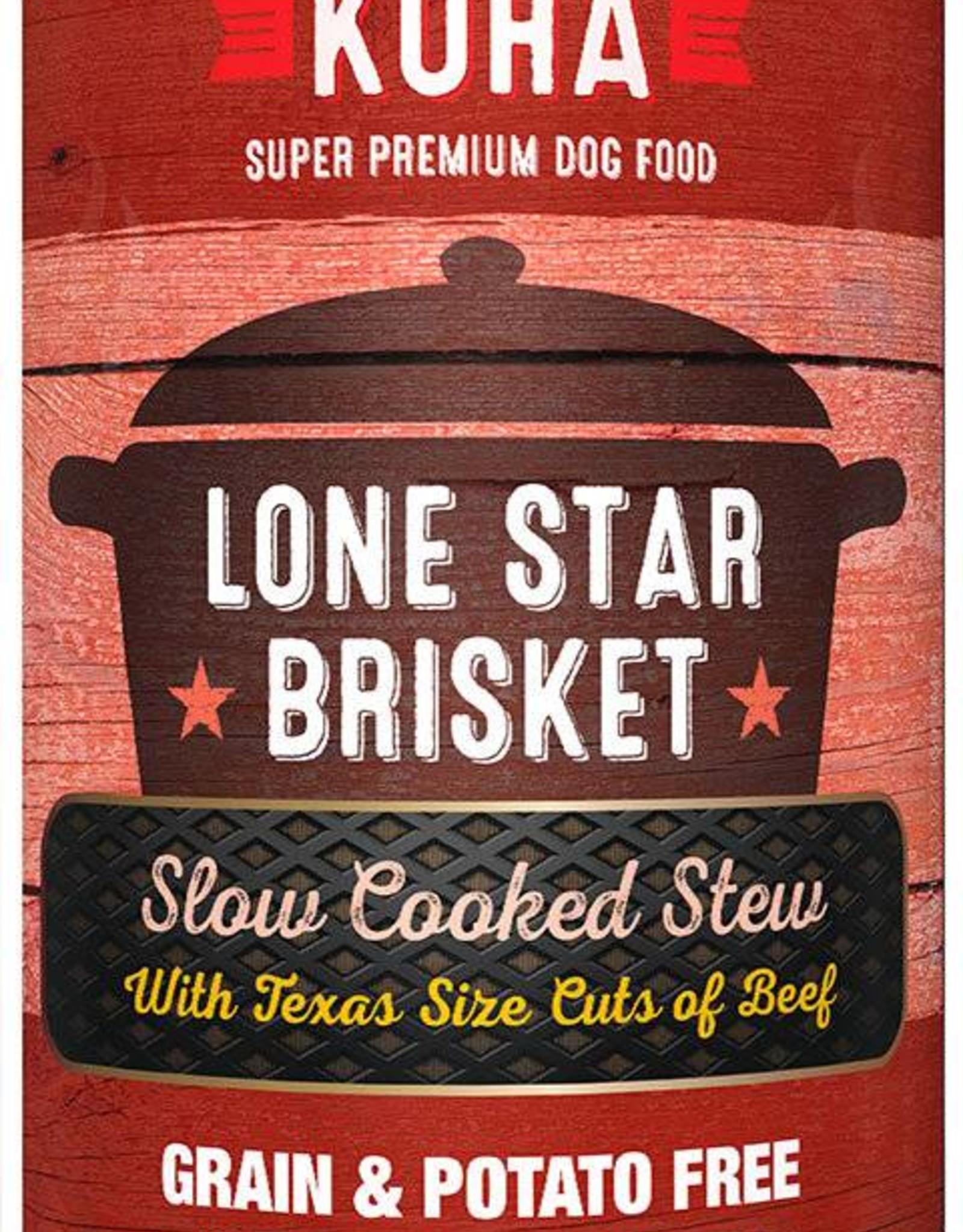 Koha Koha Lone Star Brisket Slow Cooked Stew for Dogs 12.7oz