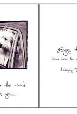 Dog Speak Dog Speak Card - Birthday - Wherever The Road Takes You