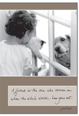 Dog Speak Dog Speak Card - Birthday - Friend