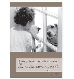 Dog Speak Dog Speak Card - Birthday - Friend